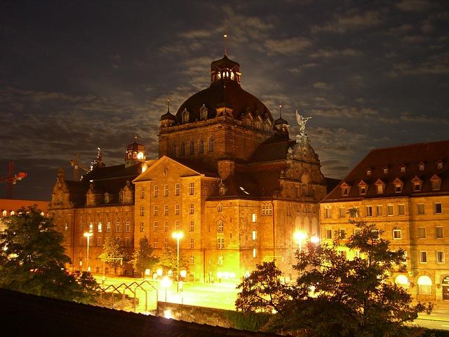 Die Oper von Nürnberg